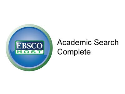Academic Search Complete - EBSCOHost